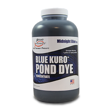 Blue Kuro™ Blended Black & Blue Dye Concentrate
